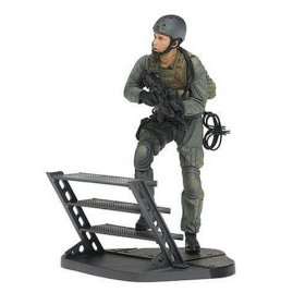 McFarlane's Military Series 3 Navy Seal action figure toy