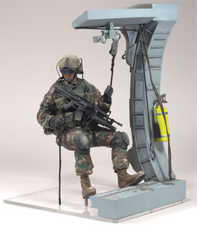 McFarlane's Military Figure - Series 5 Air Force Para Rescue action figure
